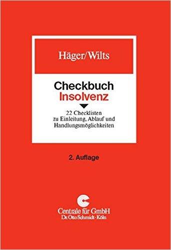 Checkbuch-Insolvenz